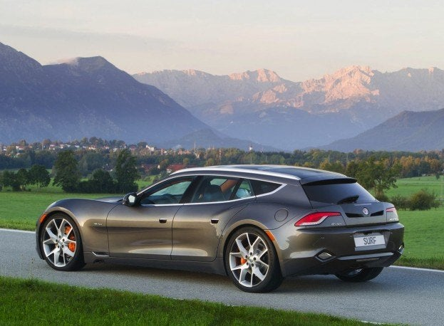 Fisker Surf 2013 1280x960 wallpaper 0d