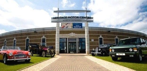 Heritage Motor Centre Museum