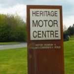 My Visit to the Heritage Motor Museum in Gaydon, UK