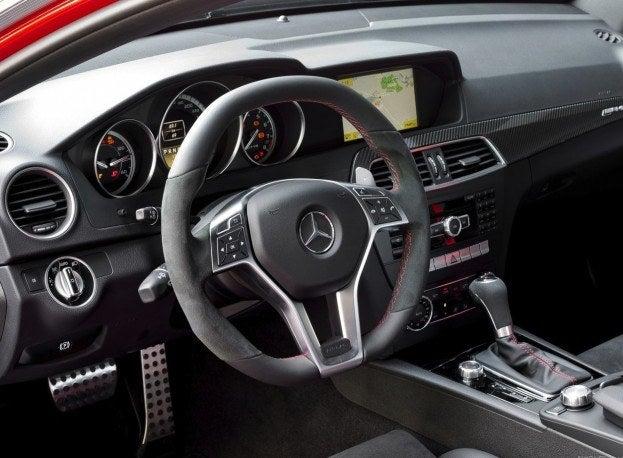 Mercedes Benz Revenue