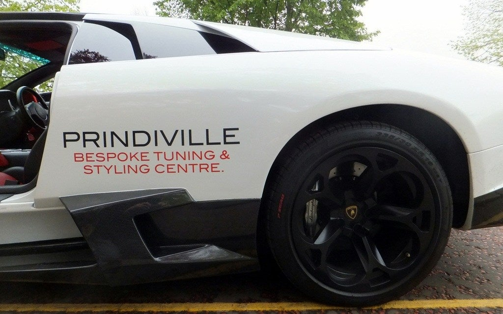 Prindiville Lamborghini Murcielago 4