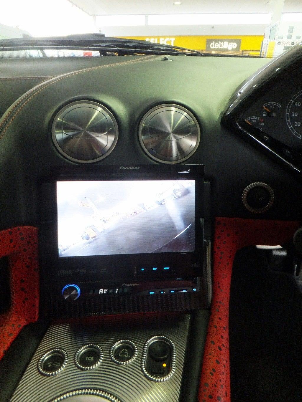 Prindiville Lamborghini Murcielago entertainment