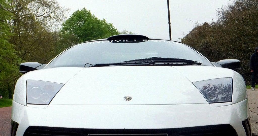 Prindiville Lamborghini Murcielago front