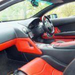 Prindiville Lamborghini Murcielago interior