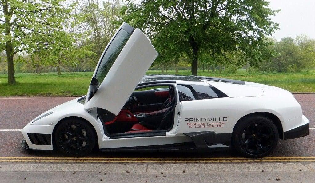 Prindiville Lamborghini Murcielago side