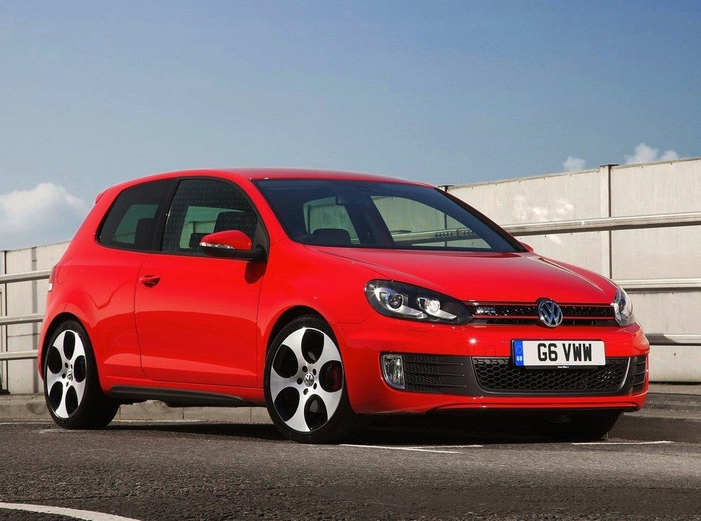 next generation vw golf gti to have 260 hp. Black Bedroom Furniture Sets. Home Design Ideas
