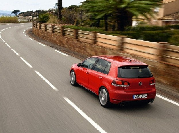 Volkswagen Golf GTI 2010 1280x960 wallpaper 28