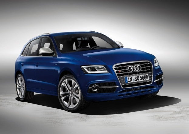 2013 audi sq5 debuts as audi 39 s first s branded diesel. Black Bedroom Furniture Sets. Home Design Ideas