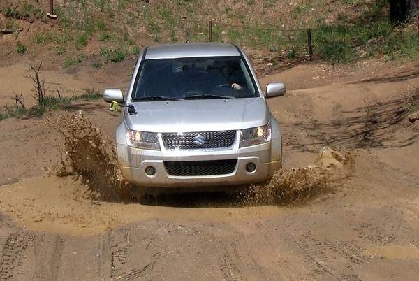 2012 Suzuki Grand Vitara UAE