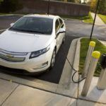 2012 Chevy Volt plug in