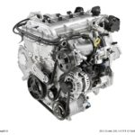 2012 Ecotec 2.0L I-4 VVT DI Turbo (LHU) for Buick Regal GS