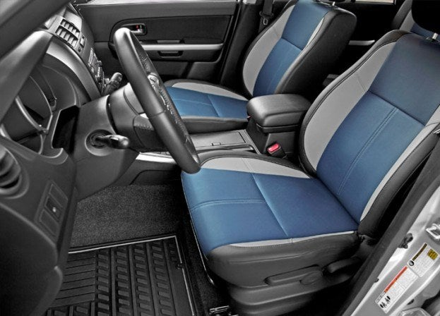 2012 Suzuki Grand Vitara UAE Front Seats