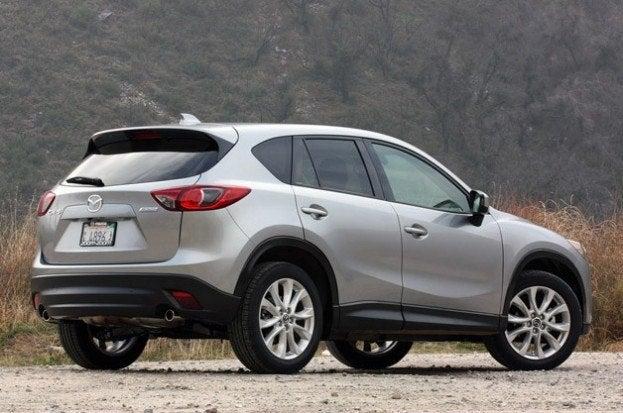 Mazda Cx  Touring Awd Automatic