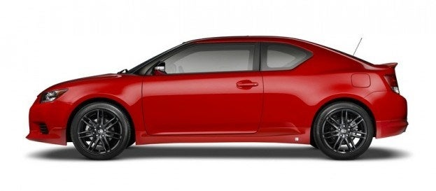 2013 Scion tC RS8 side