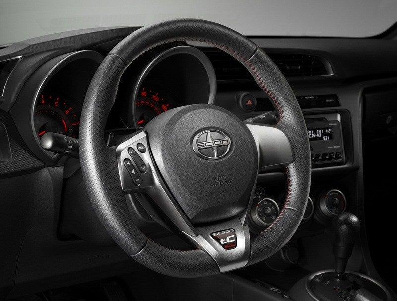2013 Scion tC RS8 interior