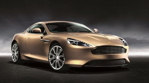 Aston Martin Dragon 88 Virage