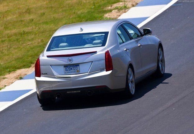 Cadillac ATS 2013 1280x960 wallpaper 4e