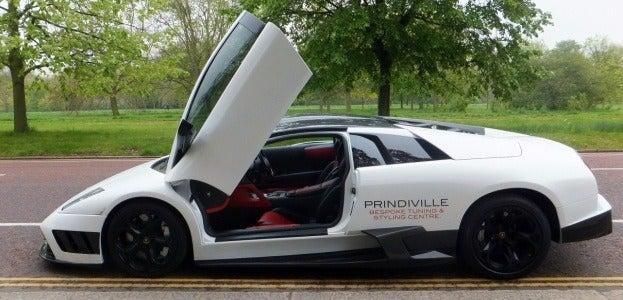 Prindiville Lamborghini Murcielago sidef