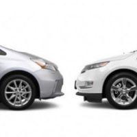 Toyota Prius vs Chevrolet Volt
