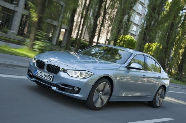 bmw activehybrid 3 12