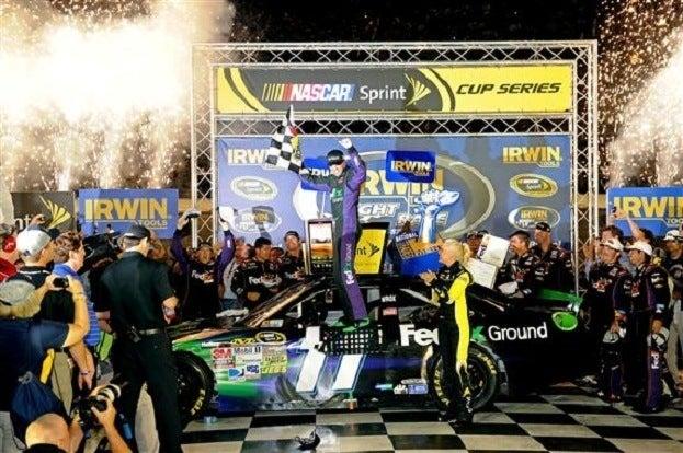 John Harrelson/ Getty Images for NASCAR
