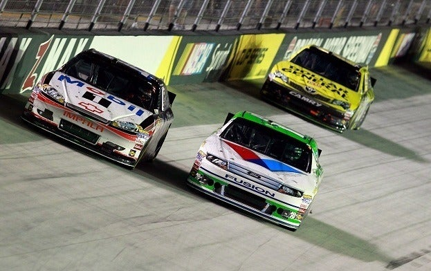 Geoff Burke/Getty Images for NASCAR