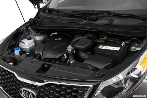 2012 Kia Sportage engine