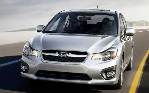 2012 subaru impreza sedan 20i limited f oem 1 500