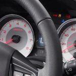 2012 Subaru Impreza gauge cluster