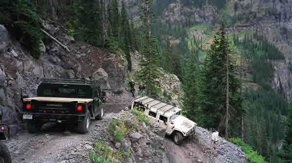 Black Bear Pass Colorado >> Top 5 Off Road Destinations in the World