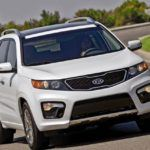 2012 Kia Sorento EX AWD Review