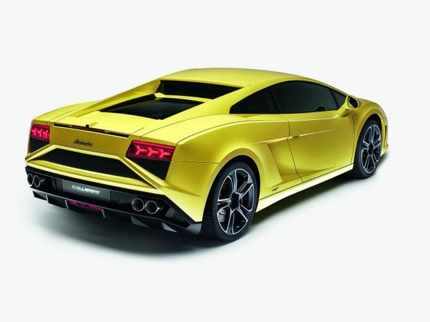 2013 Lamborghini Gallardo Updated Ahead Of AllNew 2014 Model