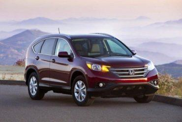 2012 Honda CR-V AWD EX-L Review  24