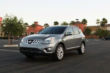2013 Nissan Rogue SV AWD Review 25