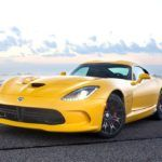 Pre-production 2013 SRT Viper model at Gingerman Raceway, Sept.