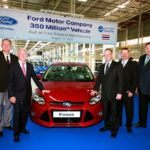 Ford Celebrates 350 Millionth Vehicle