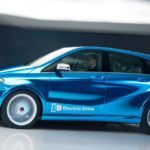 2014 Mercedes-Benz B-Class Concept Electric Drive Headed For Paris