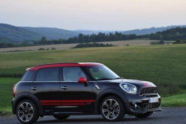 Mini Countryman John Cooper Works 2013 1280x960 wallpaper 04