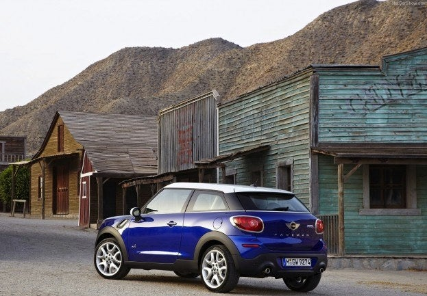 Mini Paceman 2014 1280x960 wallpaper 3e