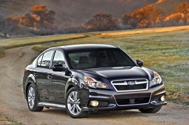 Subaru Legacy 3.6 R >> 2013 Subaru Legacy 3 6r Limited Review