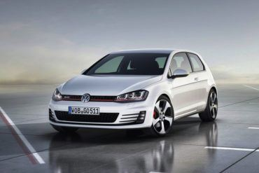 Volkswagen Golf GTI Concept 2012 1280x960 wallpaper 01