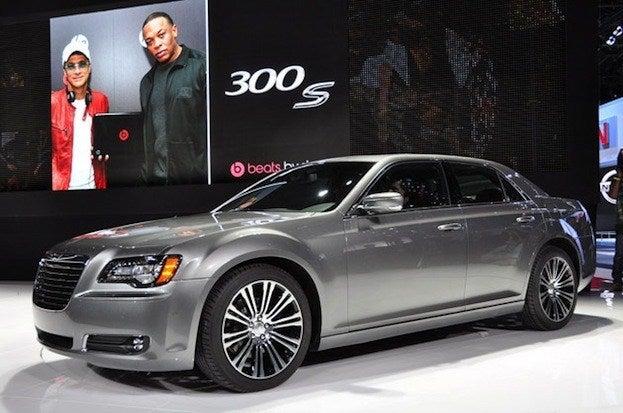 2012 Chrysler 300s V6 Awd Review
