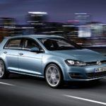 2014 Volkswagen Golf VII Leaks Out