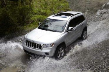 2012 Jeep Grand Cherokee Overland Summit V6 Review 19