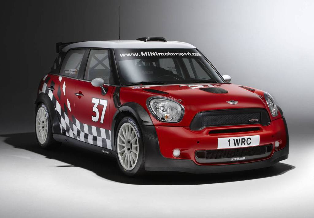 After Full 2012 Run Mini Pulls Out Of World Rallying Championship