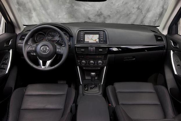 2013 Mazda CX 5 Interior