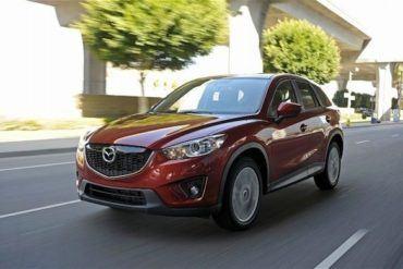 2013 Mazda CX-5 Sport Review 22