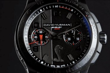 David Yurman Shelby 1000 wristwatch