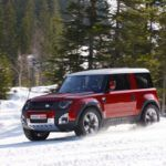 Next Land Rover Defender Engineered For U.S Sale