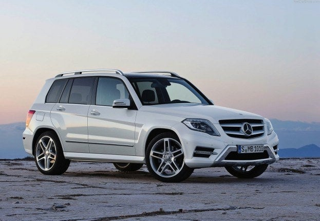 Mercedes benz may add glg crossover to lineup for 2012 mercedes benz glk class